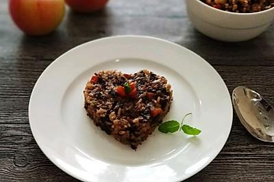 梅干菜蒸肉饭