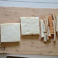 面包布丁#甜蜜厨神#的做法图解2