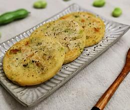 蚕豆饼的做法