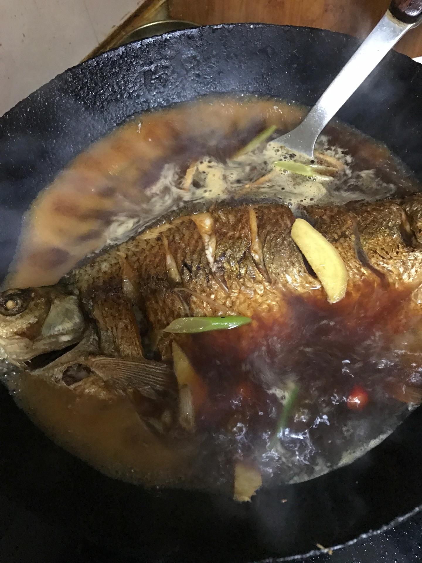 如何做红烧武昌鱼_红烧武昌鱼怎么做_红烧武昌鱼的做法_豆果美食