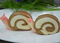 小蜗牛馒头的做法图解10