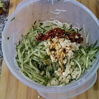 金针磨拌黄瓜的做法图解5