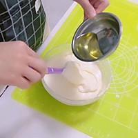 芝麻蜂蜜小蛋糕的做法图解4