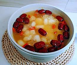 马蹄红枣汤的做法