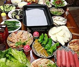 重庆版正中家庭版烧烤的做法