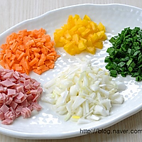 韩式蛋包饭的做法图解1
