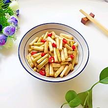 腌蒜苔#爽口凉菜,开胃一夏!#