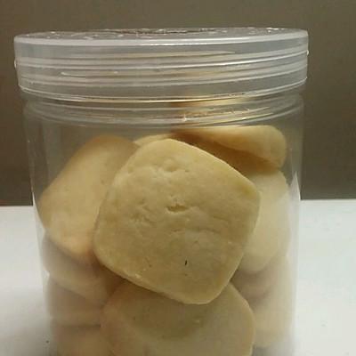 柠檬芝士饼干-简单美味材料少