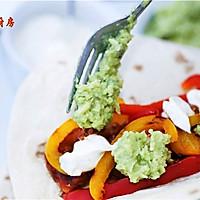 曼步厨房 -墨西哥鸡肉卷的做法图解10
