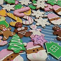 圣诞姜饼的做法图解7