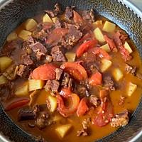 番茄土豆炖牛腩的做法图解11