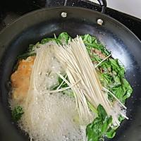 一人食之干贝肉丝鸡蛋青菜面的做法图解6