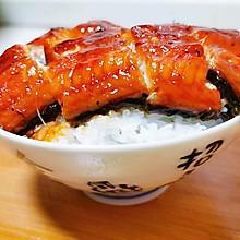 #餐桌上的春日限定#简单而方便的烤鳗鱼饭