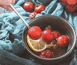 冰镇话梅小番茄的做法