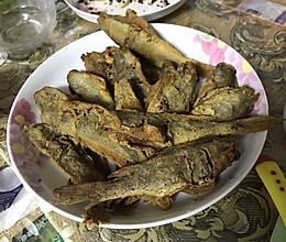 干炸黄花鱼(详细篇)的做法