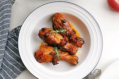 #全電廚王料理挑戰賽熱力開戰!#無油——奧爾良烤雞腿