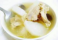 冬日暖胃羊肉汤的做法