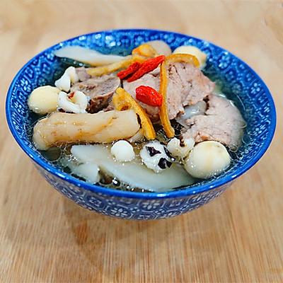 清补凉瘦肉汤——四季都可以喝的滋补汤,春去夏要来