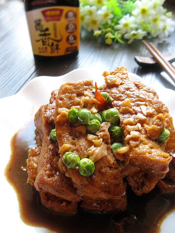 酱香烧豆腐的做法