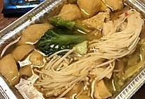 #烤究美味 灵魂就酱#锡纸金针菇的做法