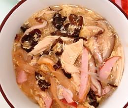 开胃酸辣汤的做法