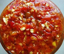 家庭版:自制辣椒酱的做法
