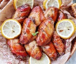 好吃到吮指的柠檬烤鸡翅的做法