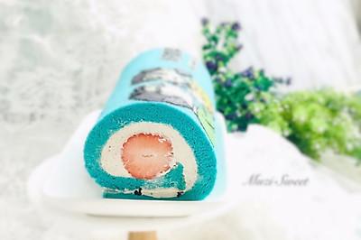 金龙鱼低筋粉 彩绘蛋糕