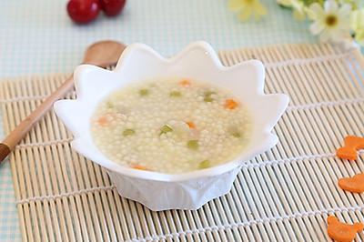 寶寶輔食微課堂 珍珠小米粥