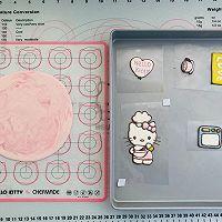 #硬核菜谱制作人# 卡通转印奶油蛋糕的做法图解16