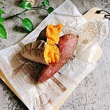 #入秋滋补正当时#烤红薯