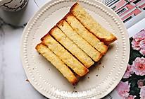 蜂蜜白砂糖吐司条