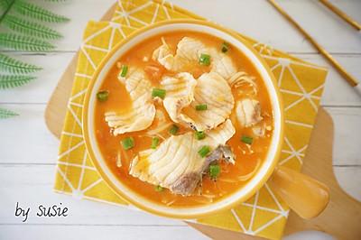 番茄鱼浓汤