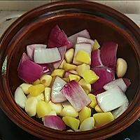 砂锅鱼腩煲的做法图解5