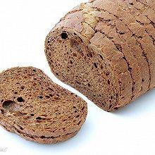 真正无油无糖全麦面包(面包机版)