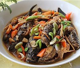#美食新势力# 想要聪明多吃鱼——红烧沙塘鳢的做法