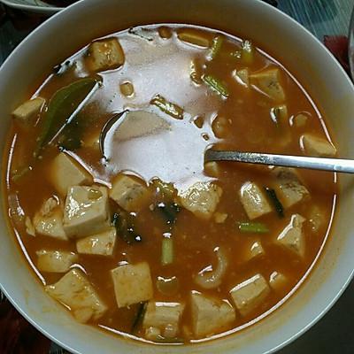 豆腐冬瓜汤