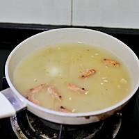 低脂缤纷豆腐虾(适合减肥期间)的做法图解4