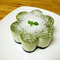 抹茶豆腐芝士蛋糕的做法图解14