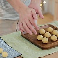蛋黄酥的做法图解17