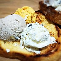 冰激凌(四种口味,无冰激凌机,奶油可选的超原始做法)的做法图解20