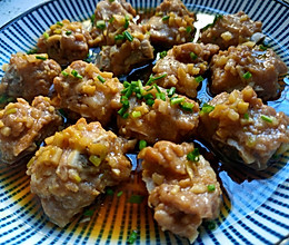 #巨下饭的家常菜#简单且营养的清蒸排骨的做法