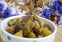 #菁选酱油试用之炖茄子土豆的做法