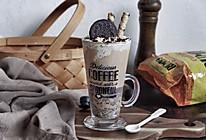 奥利奥海盐奶顶咖啡的做法
