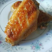 电饼铛  双味烤翅  奥尔良烤翅+原味烤翅