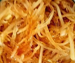 鱼翅土豆丝的做法