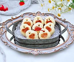 七夕节必吃的烙巧果(小背篓)的做法