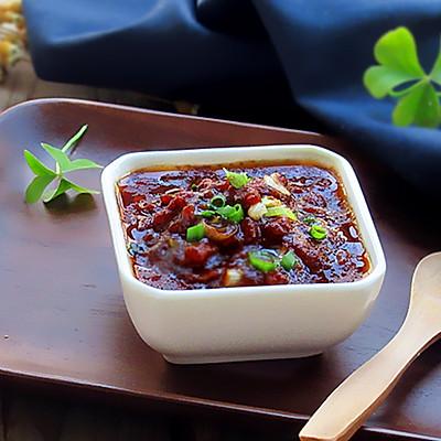 【沙茶美食】自制开胃下饭的沙茶肉末酱