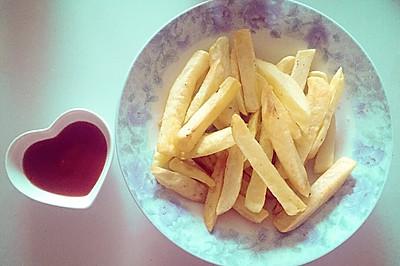 炸薯条~超级好吃