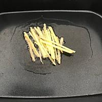 #肉食者联盟#炒芥菜头的做法图解3